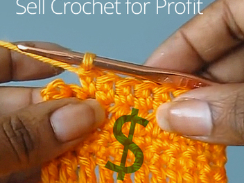 Make a profit with your crochet!