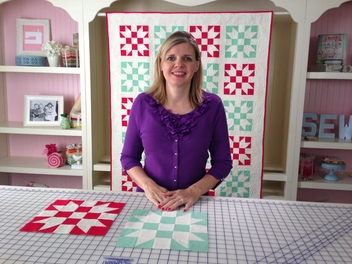 New lesson from Fat Quarter Shop