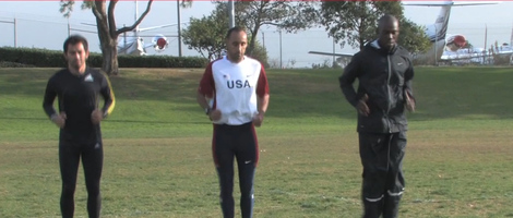 Speed Drills for Track and Field