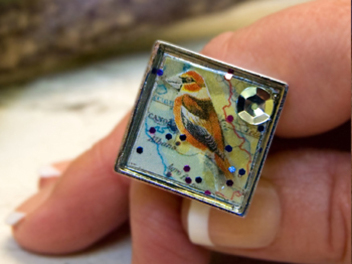 New Curious Lesson – Make An Easy Resin Ring!