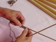 How to Knit a Cable Cast On by Fabin BC