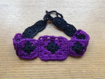 New Curious lesson - How to Join Granny Squares