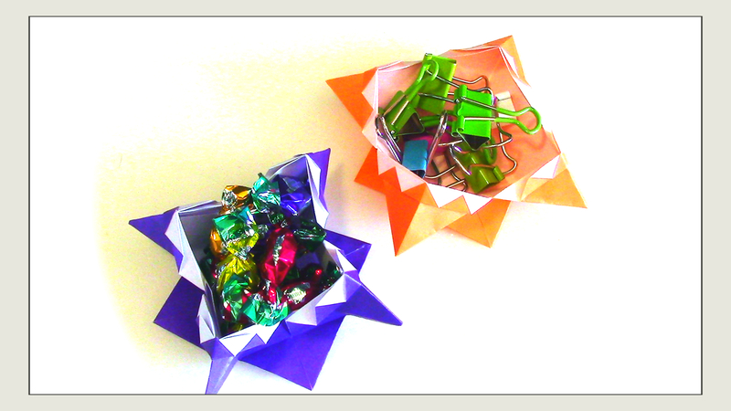 folding an origami spanish box curiouscom