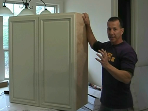 how to increase cabinet depth part 1