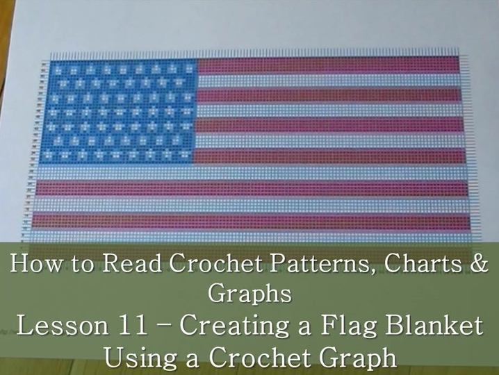 Crochet Patterns Charts Graphs