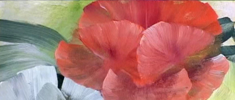 How to Paint Flowers with Oils