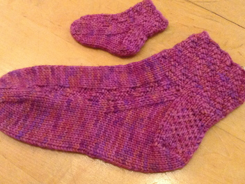 New Curious Course - How to Knit Socks