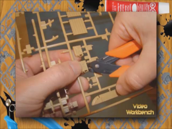 New Curious Lesson | Advanced Sprue Tree Part Removal