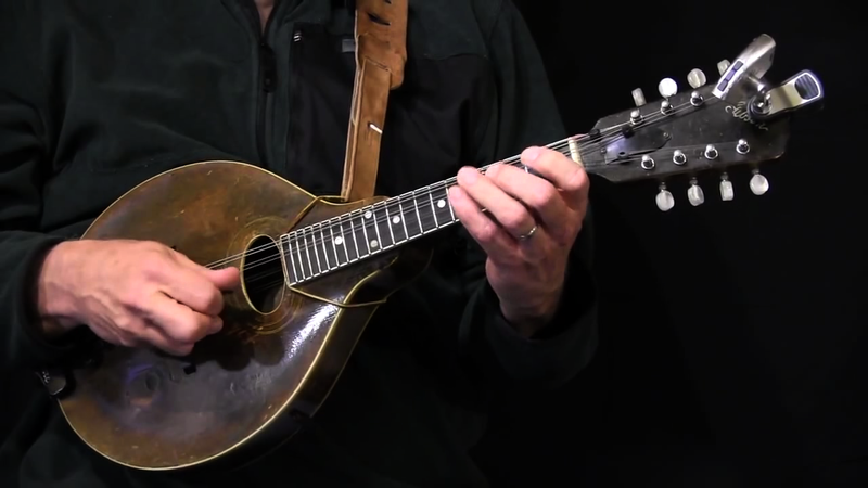 Jazz Mandolin Chords
